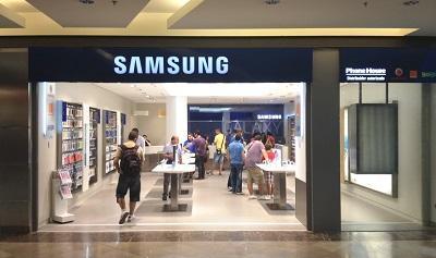 Samsung invertirá 2,7 millones de dólares en abrir 30 tiendas en Colombia