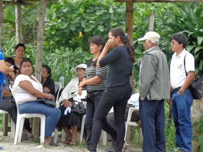 Hombre se suicidó en la parroquia Puerto Limón de Santo Domingo
