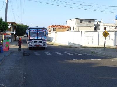 Habitantes del barrio María auxiliadora 1 piden semáforos