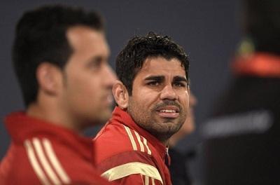 Diego Costa reconoce que su futuro 'está más en el Chelsea que en el Atlético'