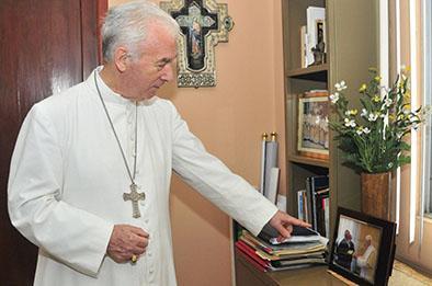 El Papa aceptó renuncia de Arregui