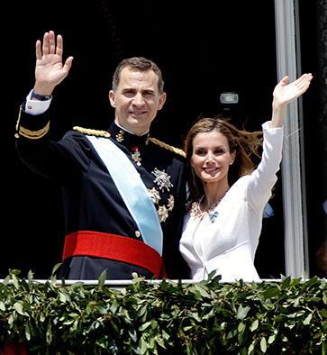 El Rey Felipe promete monarquía renovada