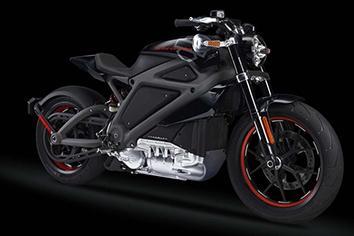 Hardley Davidson lanza moto eléctrica