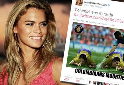 Indignó a Colombia con meme humillante
