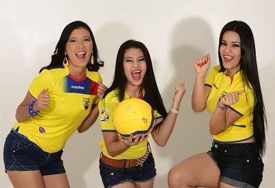 #ViernesConLaTri: Ediasa te invita a vestir de amarillo y apoyar a Ecuador