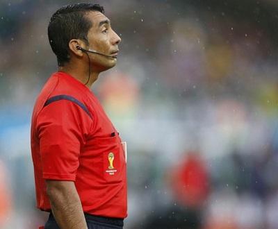 La FIFA sustituye a árbitro asistente por errores en cotejo México vs Camerún