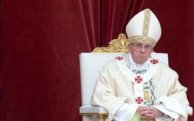 El papa está en contra de la desintoxicación con drogas sustitutivas