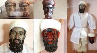 La CIA diseña muñeco de Osama bin Laden para que los niños le teman