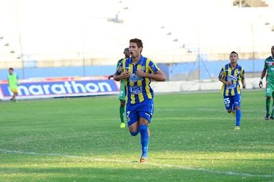 Delfín ganó 1-0 a Deportivo Azogues en el Jocay de Manta