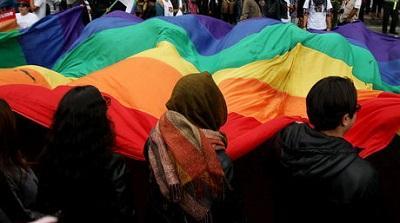 Miles de personas celebran el Día del Orgullo Gay en Berlín