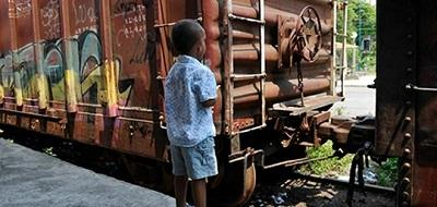 La violencia roba infancia a los menores migrantes que buscan un futuro mejor