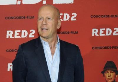 Bruce Willis filma 'Rock the Kasbah' en Marruecos