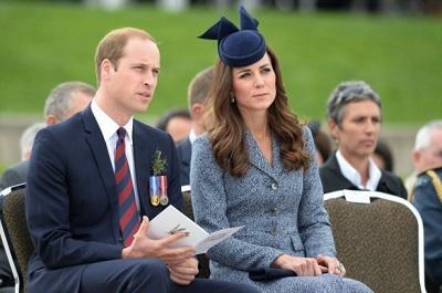 Guillermo y Catalina reforman su residencia en el palacio de Kensington