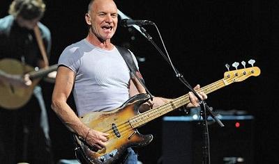 Sting dice que no dejará 'mucho dinero' a sus seis hijos