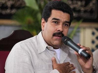 Maduro promete 'apretar la mano' en la lucha contra el narcotráfico
