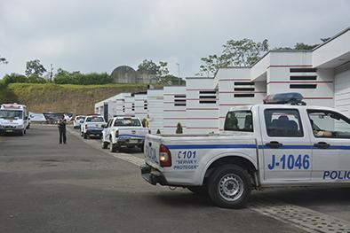 7 muertos tras noche en motel