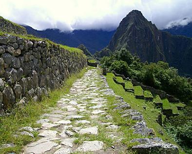 Camino del Inca Patrimonio Mundial de la Humanidad