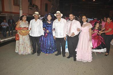 La tradición se celebra en Santa Rita