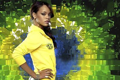 """Rihanna,""""comentarista"""" del Mundial Brasil 2014"""