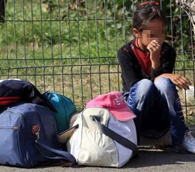 La migración infantil, un viaje hacia el peligro atizado por traficantes