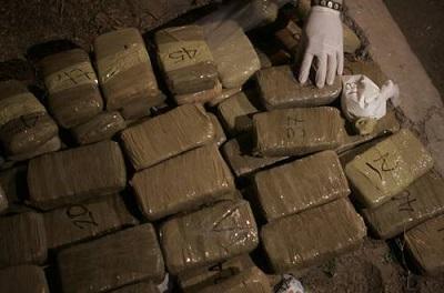 La Armada colombiana detecta incremento de tráfico de drogas hacia Brasil