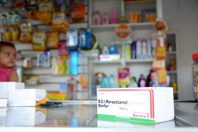 La paracetamol es uno de los medicamentos más consumidos en Manta