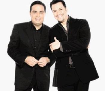 Gilberto Santa Rosa y Víctor Manuelle recuerdan a Cheo Feliciano en concierto