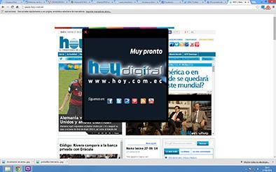 Diario Hoy suspende la circulación de su edición impresa