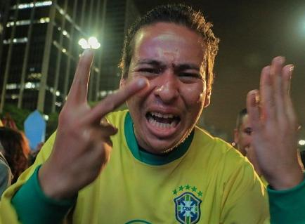 Brasil es el anfitrión con mayor goleada de la historia