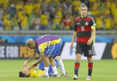 ¡MINEIRAZO! Brasil recibe una goleada de Alemania y se queda fuera del Mundial