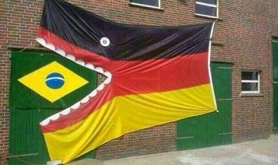 Los memes sobre la goleada a Brasil se toman las redes sociales