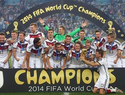 Alemania vence 1-0 a Argentina y es campeón del Mundial 2014