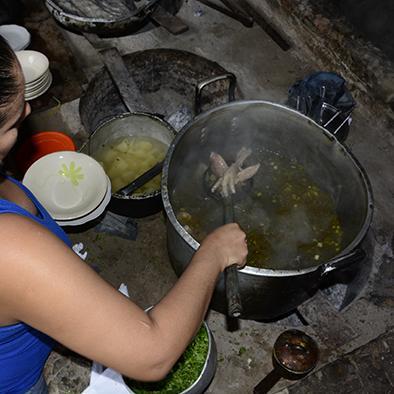 hornos de lea crean platos