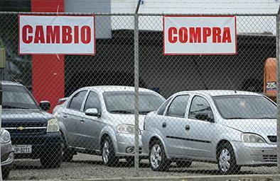 Venta de carros usados tiene nuevas reglas | El Diario Ecuador