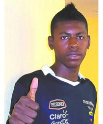 Juvenil ecuatoriano afirma que le gustaría jugar en la Primera División española