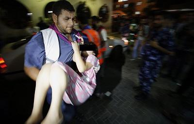 18 muertos y 120 heridos en ataques israelíes desde la ruptura de la tregua