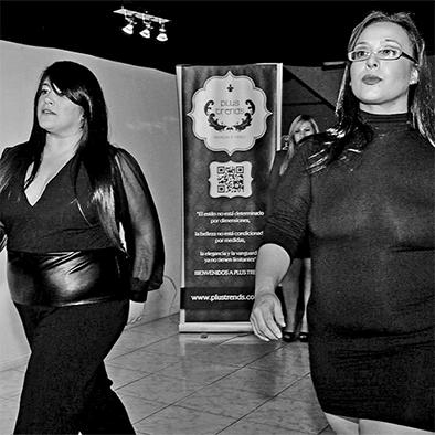 Crean Agencia De Modelos Tallas Grandes El Diario Ecuador