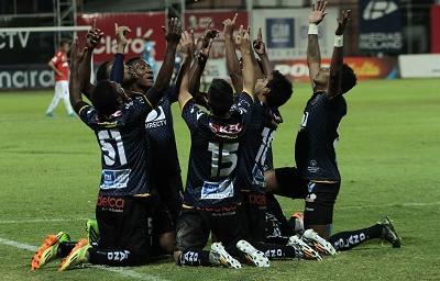 Independiente del Valle ganó 1 - 0 a Trujillanos en Venezuela