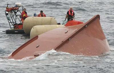 Quince inmigrantes muertos y 170 desaparecidos en naufragio frente a Libia