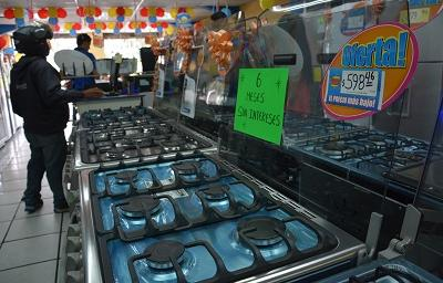 Baja el precio de las cocinas a gas en Santo Domingo