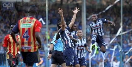 Emelec clasifica a la segunda fase de la Sudamericana