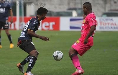 I. del Valle empata 1-1 con Trujillanos y pasa la siguiente fase de la Sudamericana