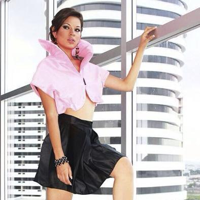 Dianella López se prepara para el Miss Continentes