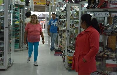 Comerciantes de la Asociación 5 de Mayo piden apoyo de las autoridades