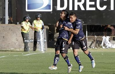 ¡Goleada! Independiente derrotó por 5-0 a Emelec (videos)