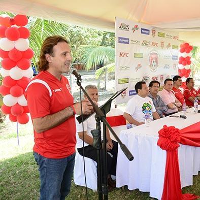Colón FC tendrá una base de primer nivel