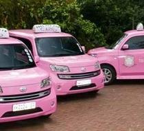 Crean compañía de taxi sólo para mujeres