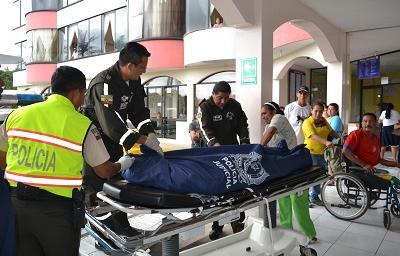 Mujer muere en un accidente de tránsito