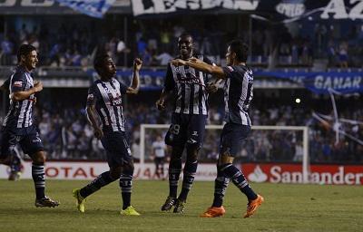 Emelec venció 2-1 a River Plate de Uruguay por la Copa Sudamericana