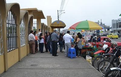 Avenida Tsáchila, la vía del comercio en Santo Domingo